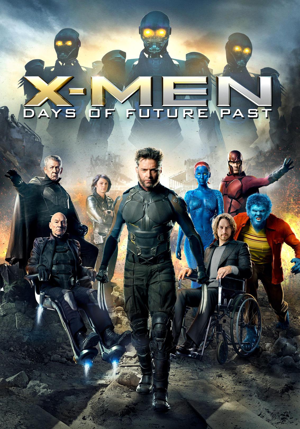 X-Men: Days of Future Past (2014) | Kaleidescape Movie Store