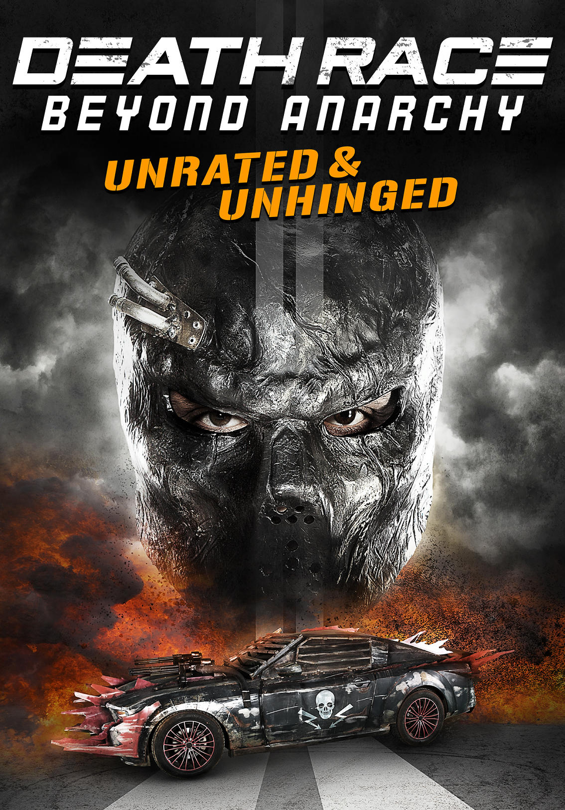 Death Race 4: Beyond Anarchy (2018) | Kaleidescape Movie Store